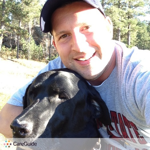 Pet Care Provider Chris George's Profile Picture
