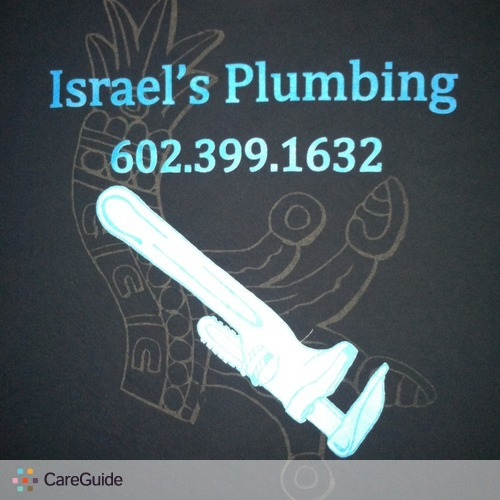 Plumber Provider Israel Enrique's Profile Picture