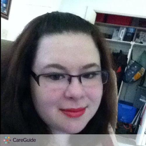 Child Care Provider Alicia Charlebois's Profile Picture