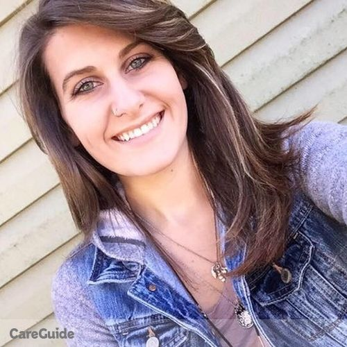 Pet Care Provider Emily W's Profile Picture