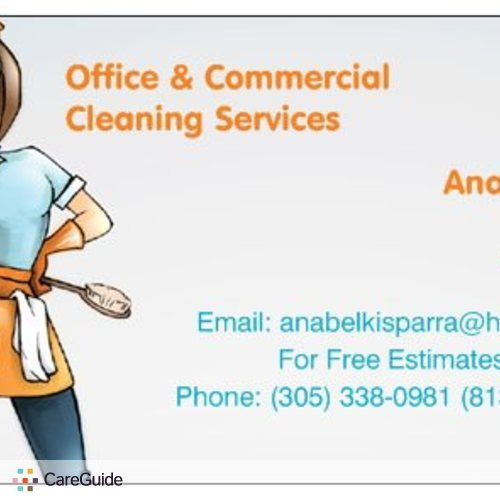 Housekeeper Provider Ana Parra's Profile Picture