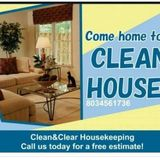 House Cleaning Company, House Sitter in Columbia