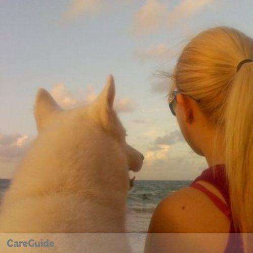Pet Care Provider Cristina Sousa Eden's Profile Picture