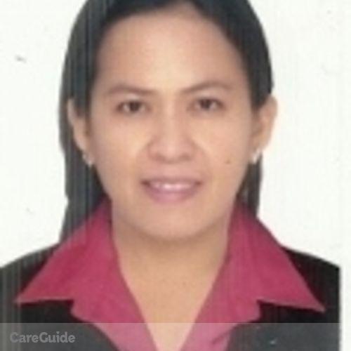 Canadian Nanny Provider Regin Tan's Profile Picture