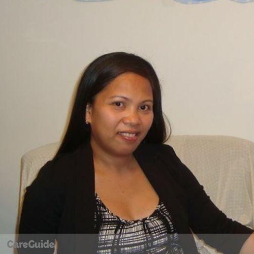 Canadian Nanny Provider Melissa Morabe's Profile Picture