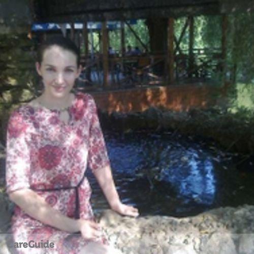 Canadian Nanny Provider Violeta Cacicovschi's Profile Picture