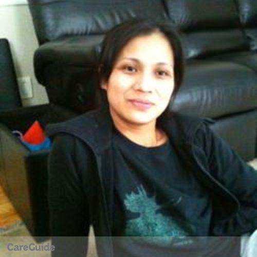 Canadian Nanny Provider Ruth Cabreros's Profile Picture