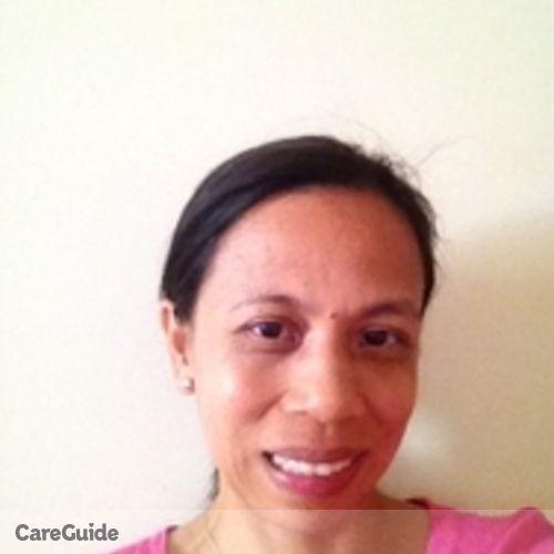 Canadian Nanny Provider Melody De Castro's Profile Picture