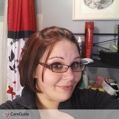 Child Care Provider Sarah J's Profile Picture