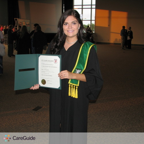 Child Care Provider Tiffany D's Profile Picture