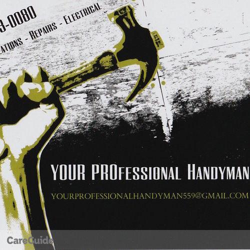 Handyman Provider Douglas Segress's Profile Picture
