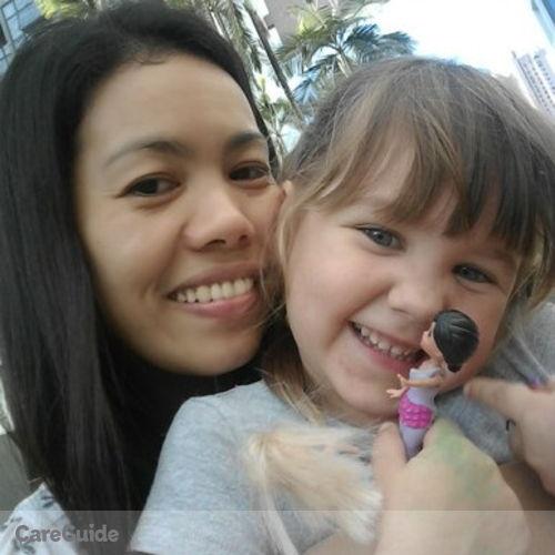 Canadian Nanny Provider Ana Liza Padua's Profile Picture