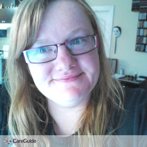 Child Care Provider Amber McCutchon's Profile Picture