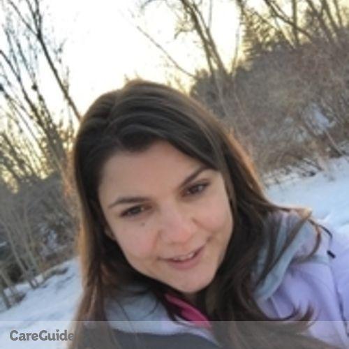 Canadian Nanny Provider Glauciane S's Profile Picture