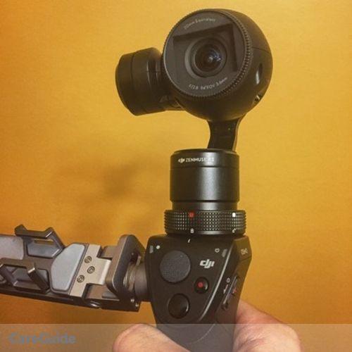 Videographer Provider Alec Tollefson's Profile Picture