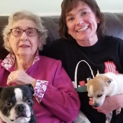 Elder Care Job Beatrix K's Profile Picture