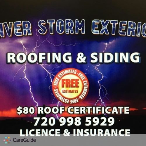 Denver Storm Exteriors The We Do It Better Company !