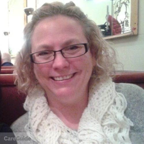 Canadian Nanny Provider Jenny Peter's Profile Picture