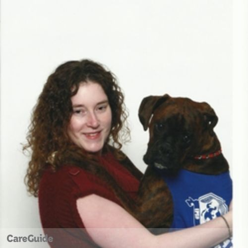 Canadian Nanny Provider Melanie Guillemette's Profile Picture