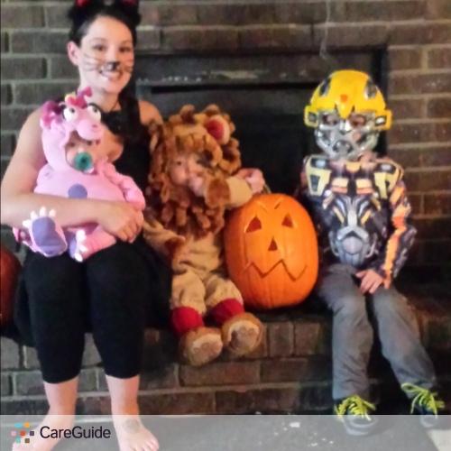 Child Care Provider Anastassia Huber's Profile Picture