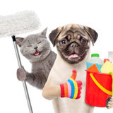 USE YOUR WITT AND go with whits cleaning services