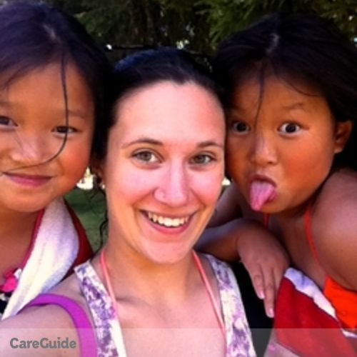 Canadian Nanny Provider Lindsey Bedard's Profile Picture