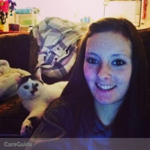 Canadian Nanny Provider Larissa Burke's Profile Picture