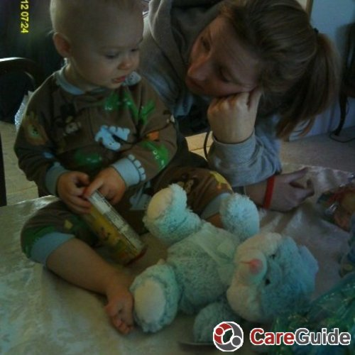 Child Care Provider Jennifer Wood's Profile Picture