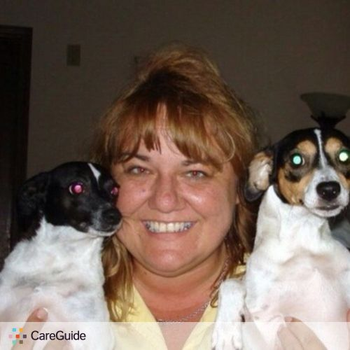 Pet Care Provider Gina Ford's Profile Picture