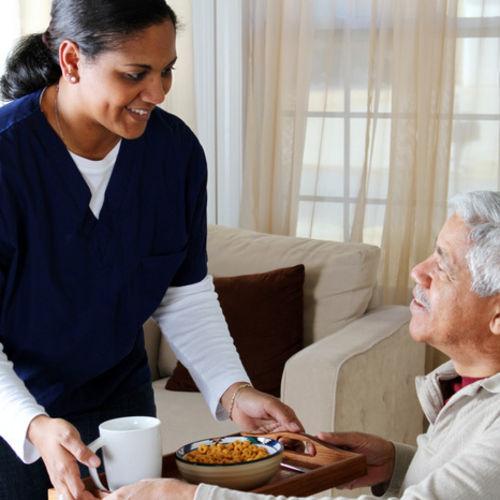 Elder Care Provider Ronke Odigie Gallery Image 1