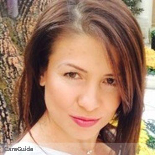 Canadian Nanny Provider Maria Prokou's Profile Picture
