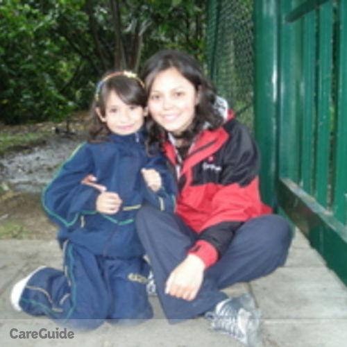 Canadian Nanny Provider Andrea Osorio's Profile Picture