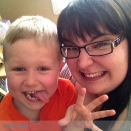 Canadian Nanny Provider Teale M's Profile Picture