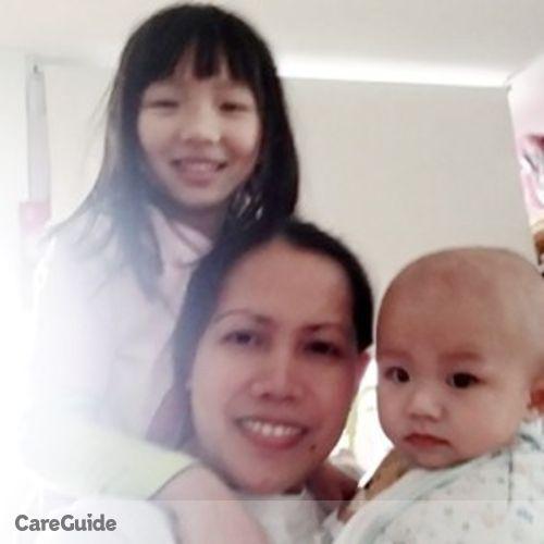 Canadian Nanny Provider Julieta B's Profile Picture