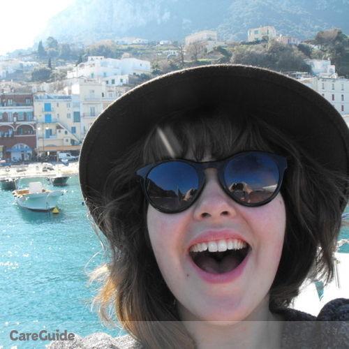 Canadian Nanny Provider Emma Elliott's Profile Picture