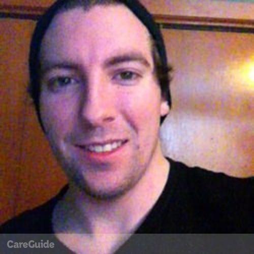 Canadian Nanny Provider Shawn S's Profile Picture