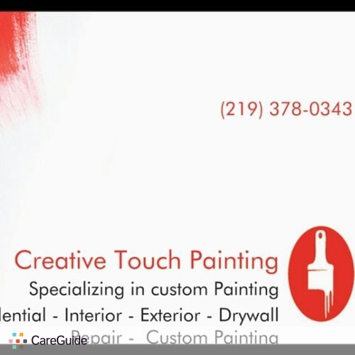 Painter Provider Creative Touch Painting's Profile Picture