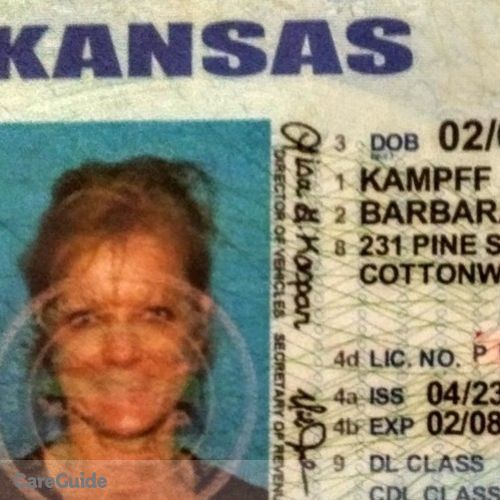 House Sitter Provider Barbara Kampff's Profile Picture