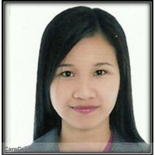 Canadian Nanny Provider Angela C's Profile Picture