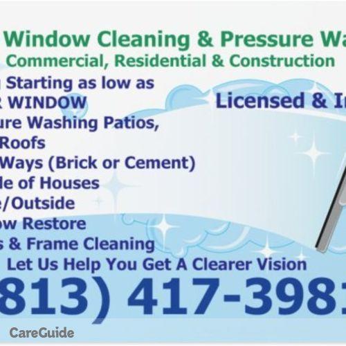 Housekeeper Provider Anonio Ocasio's Profile Picture