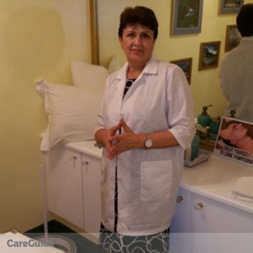 Canadian Nanny Provider Olga Banit's Profile Picture