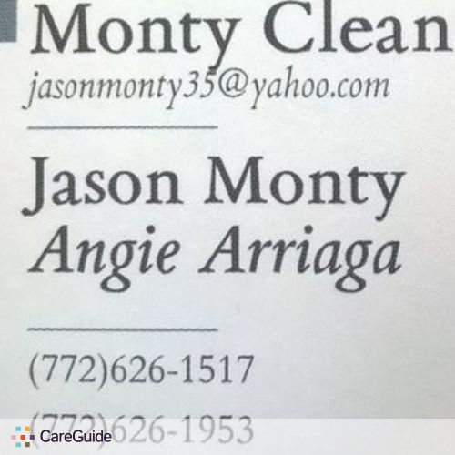 Housekeeper Provider Jason Monty's Profile Picture