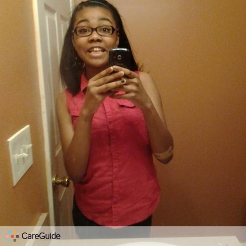 Child Care Provider Camara Johnson's Profile Picture