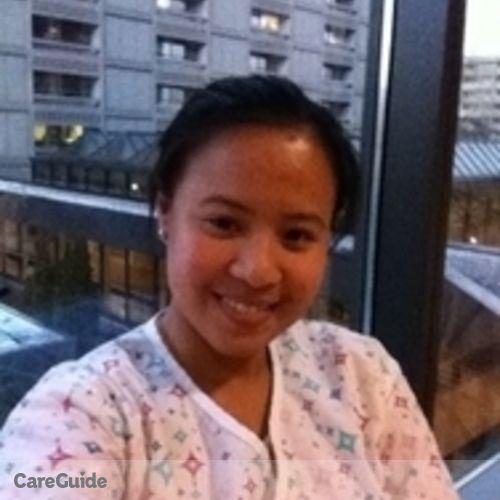 Canadian Nanny Provider Ailene Lavarias's Profile Picture