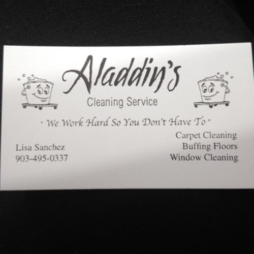 Aladdin Cleaning Services