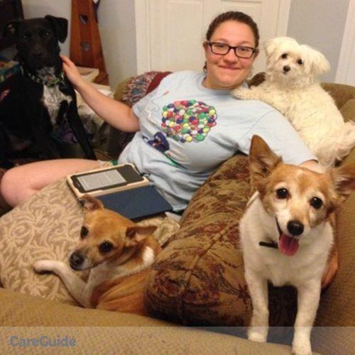 Pet Care Provider Emily LaBorde's Profile Picture