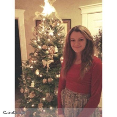 Canadian Nanny Provider Julia S's Profile Picture