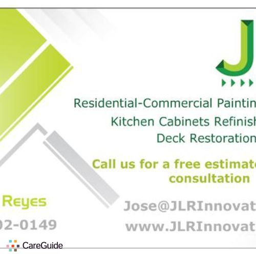 Painter Provider Jlr Innovations Inc's Profile Picture