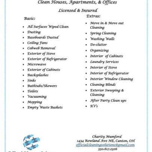 Housekeeper Provider Charity Mumford Gallery Image 1