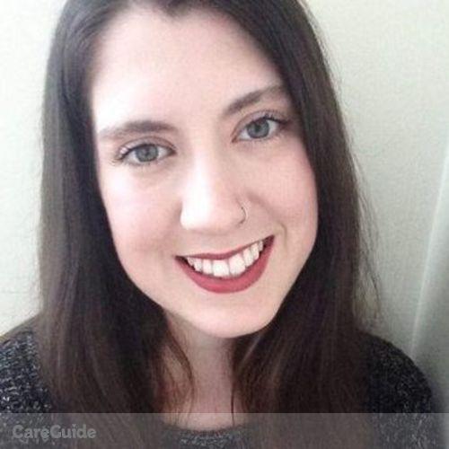 Canadian Nanny Provider Mischa Milne's Profile Picture